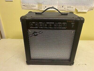 25W Electric Guitar Amp by Gear4music 25B..