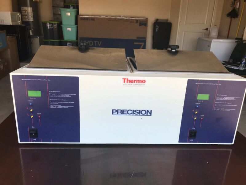 Thermo Electron Corporation Microprocessor Controlled 280 Series Water Bath