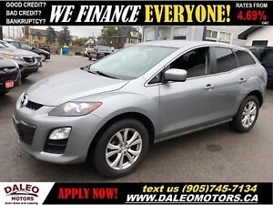 2012 Mazda CX-7 GS (A6)|ALL WHEEL DRIVE| SAT RADIO