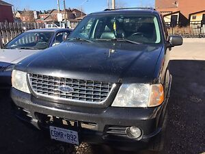 Ford Explorer limited v8 2004