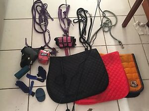 HORSE GEAR FOR SALE CHEAP Carindale Brisbane South East Preview