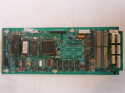 WILLIAMS PINBALL WPC CPU BOARD STAR TREK ROM INSTALLED