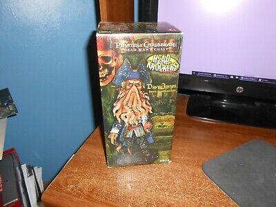 NECA PIRATES OF THE CARIBBEAN RESIN HEADKNOCKER 9' FIGURE DAVY JONES B/NEW FR SH](Pirates Of The Caribbean Jones)