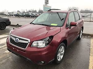 2015 Forester Limited @ Montreal