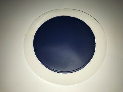 QTY 100 PERMIT / TAX DISC HOLDERS REF DARK BLUE - GENUINE PRODUCT /
