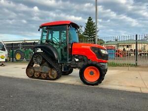 Kubota M8540 Narrow Crawler Tractor Penrith Penrith Area Preview
