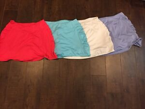 Four colours LAYERS8 skorts (Listed price or best offer)