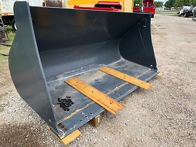 John Deere 624j Bucket 3.5 Yards Pin Blades 624k Wheel Loader