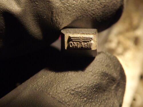 Punch Steel Stamping WaA140 WaA 140 Waffenamt a