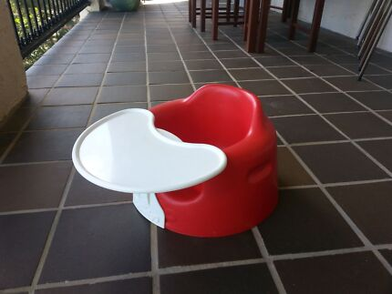 Bumbo baby seat with tray Yowie Bay Sutherland Area Preview