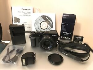 Panasonic DMC-LX100 4K Digital Camera