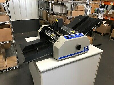 Graphic Whizard 6000 Numbering Perforating Scoring Machine - Fully-serviced