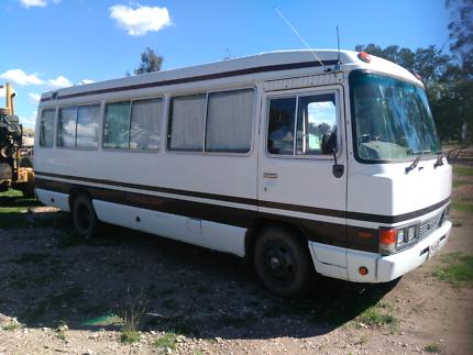 Toyota coaster camper Motorhome bus