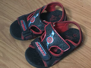 Toddler size 8.5 sandals