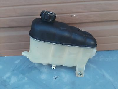 2007 - 2013 CHEVROLET SILVERADO 2500 6.6L ENGINE RADIATOR COOLANT RESERVOIR OEM