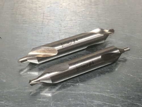 KEO #4 Combined Drill & Countersink (Lot of 2)