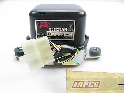 iapco c8060 voltage regulator 1976 1980 honda accord 1979 1980 rh ebay com Honda Civic Voltage Regulator Symptoms 12V Voltage Regulator