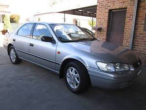 2002 TOYOTA CAMRY ADVANTAGE 4CYL AUTO 7/17 REGO Maitland Maitland Area Preview