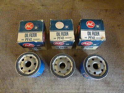 1968-75 Buick Opel Kadett Manta GT NOS New AC Oil Filter PF41 25010082