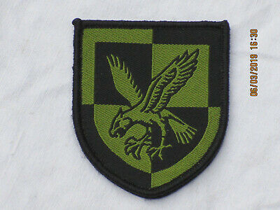 mit Klett,Abzeichen,Badge Unit ID Morale Patch Royal Signals  Regiment