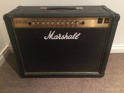 "Marshall JCM900 4102 Hi-Gain Dual Reverb 100W 2x12"" Tube Combo"