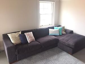 Plush Sofa - only 2 years old Neutral Bay North Sydney Area Preview