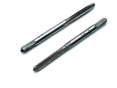 US Stock HSS 3mmx0.5 Metric Taper & Plug Tap Right Hand Thread M3 x 0.5mm Pitch