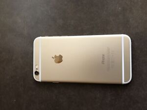 Gold iPhone 6 16 GB