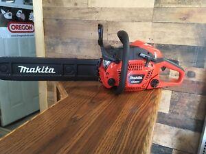 "Makita EA3601F chainsaw 35cc 16"" bar"