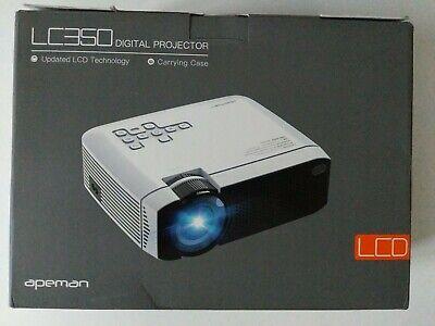 Apeman LC350 - 5500 lumens Digital Projector - New Other