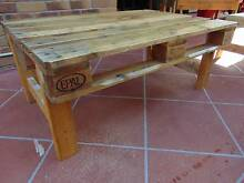 pallet coffee table Coombabah Gold Coast North Preview