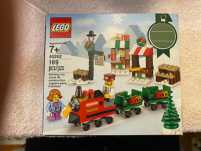 LEGO Christmas Train Ride 40262