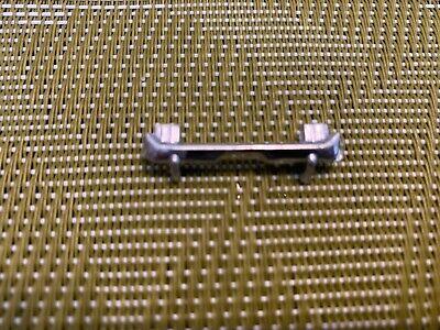 1/43 GILBERT MUSTANG FASTBACK ORIG chrome rear bumper&lights James Bond SLOT CAR