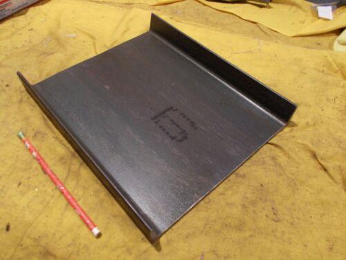 """10"""" STEEL CHANNEL A-36 welding shop stock fab 8.4 lb per ft  1 1/2"""" x 10"""" x 12"""""""