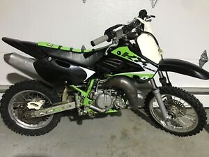 2002 Kawasaki KX 65 brand new build