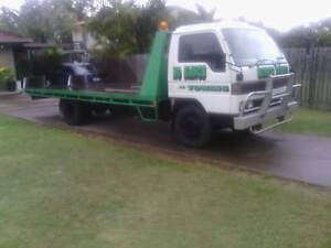 mazda t4100  tilt tray  $16500 Ipswich Ipswich City Preview