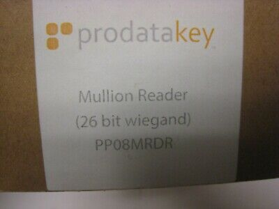 Prodatakey Pp-08-mrdr Mullion Reader 26bit Wiegand Access Control Pdk