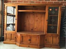 Wooden TV Cabinet Dandenong Greater Dandenong Preview
