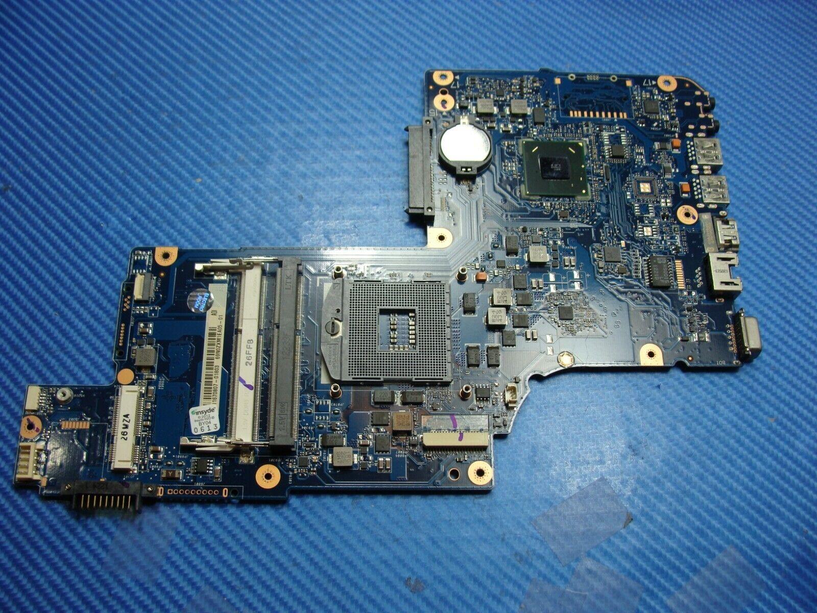 Toshiba 17.3 L875-S7208 OEM Intel Motherboard H000038240 69N0ZXM1EA05 GLP  - $56.99