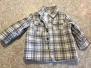12 month Boys Lumber coat