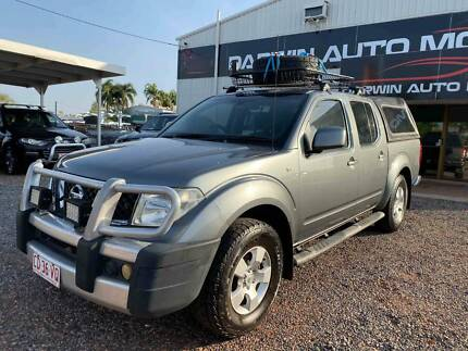 2011 Nissan Navara ST Automatic Ute Durack Palmerston Area Preview