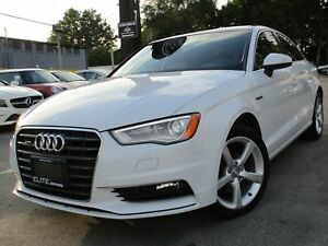 2015 Audi A3 2.0 TDI KOMFORT~SUNROOF~BACK UP CAM~53KMS !!