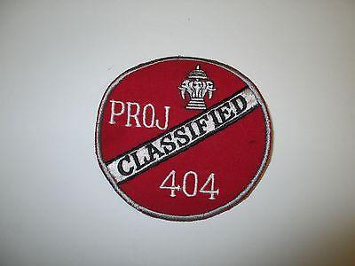 b8650 US Air Force Vietnam Proj Project 404 Classified Adviser Faven FAC IR20C