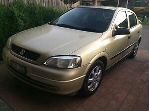 2005 HOLDEN ASTRA CD CLASIC WITH REG AND RWC!! Roxburgh Park Hume Area Preview