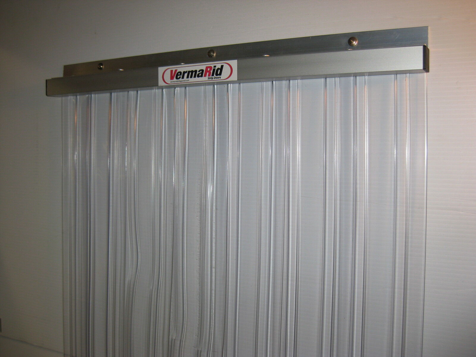 Quot Pvc Coolroom General Entry Strip Curtain Door Quot