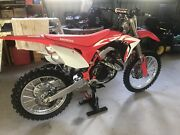 NEW!!! 2018 Honda CRF450R Gulmarrad Clarence Valley Preview