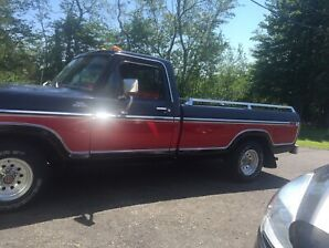 1977 Ford F100 Truck