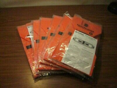 Lot Of 6 Ferno Ie4550 Head Immobilizer 32 X 8 Orange New