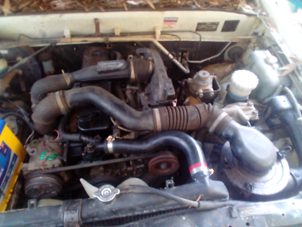4x4 diesel rodeo