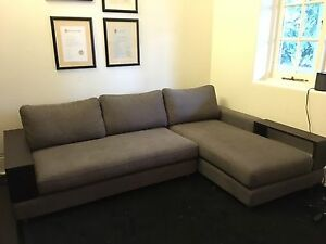 New Jasper Metro lounge from King Furniture - excellent condition Darling Point Eastern Suburbs Preview